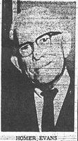 Homer Evans