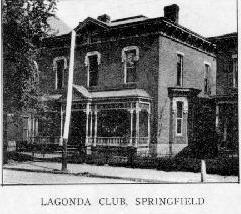 lagonda club