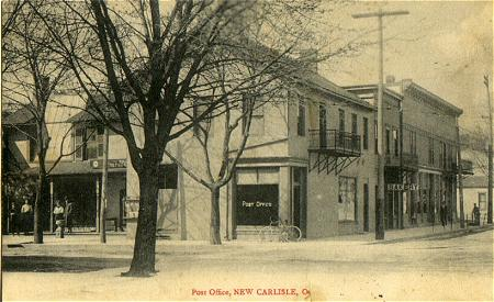 New Carlisle Post Office