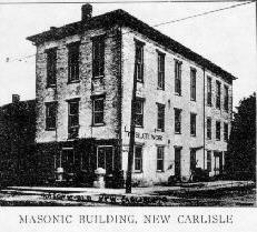 New Carlisle Masonic Building