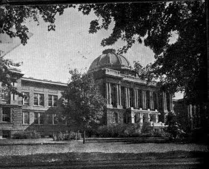 Springfield HS circa 1939
