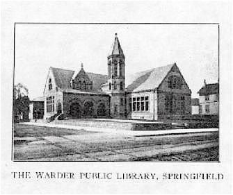 Old Warder Library